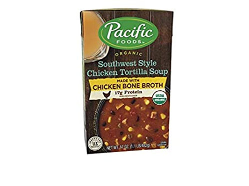 Pacific Foods Southwest Style Chicken Tortilla Soup