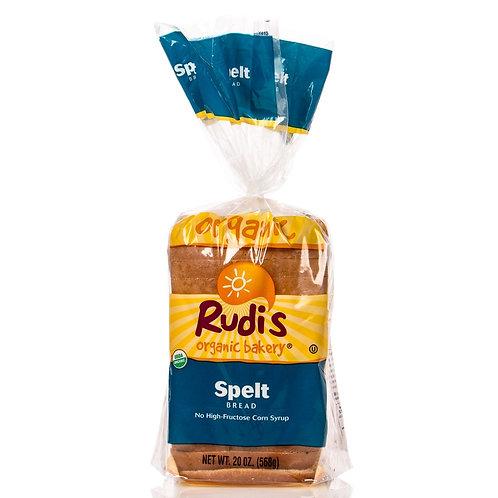 Rudis Spelt Bread