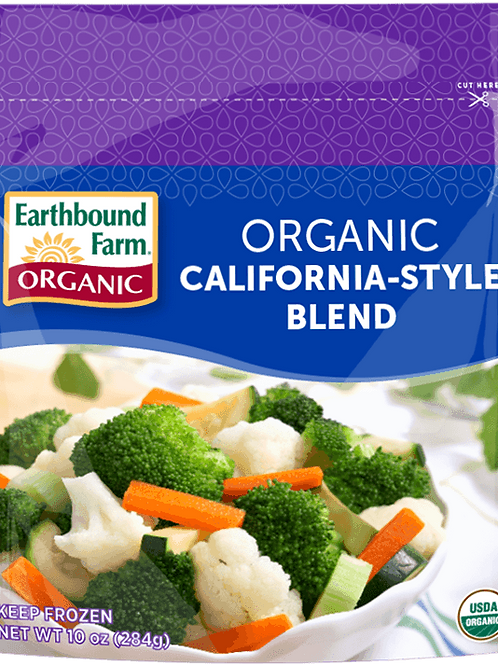 Earthbound Farm Organic California Style Blend 10 oz