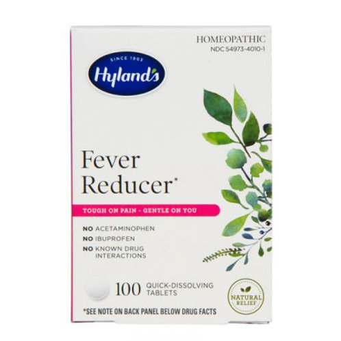 Hylands Fever Reducer 100 Counts