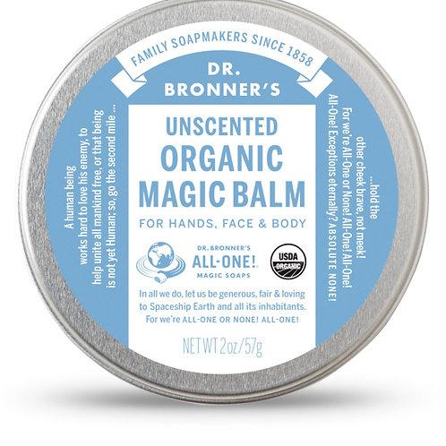 Unscented Organic Magic Balm