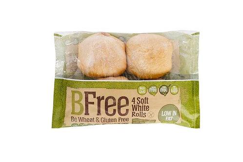 B Free 4 soft white rolls gluten free