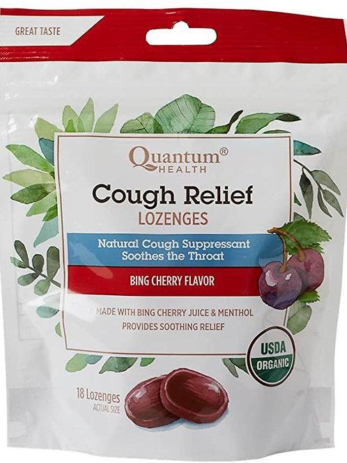Quantum Cough Relief 18 Count