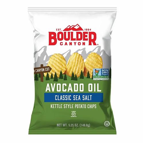 Boulder Canyon Avocado Oil 5.25 oz