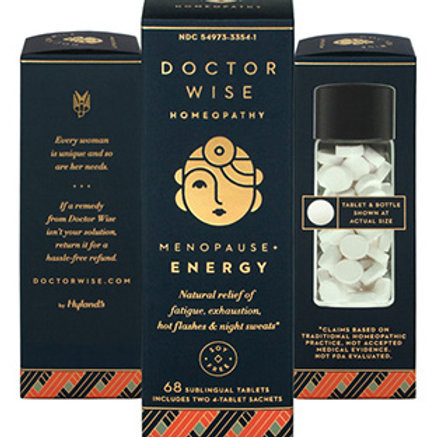 Doctor Wise Menopause Energy Relief 68 Count