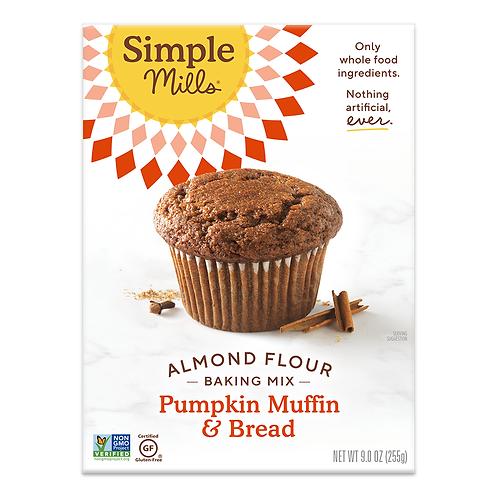 Simples Mills Pumpkin Muffin 9.0 oz