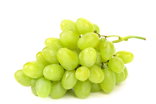 White Seedless Grapes/lb