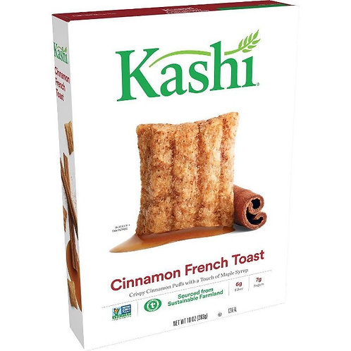 Kashi Cinnamon French Toast