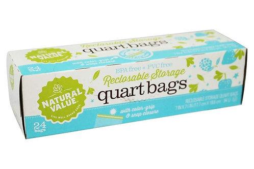 Natural Value Qaurt 24 Bags