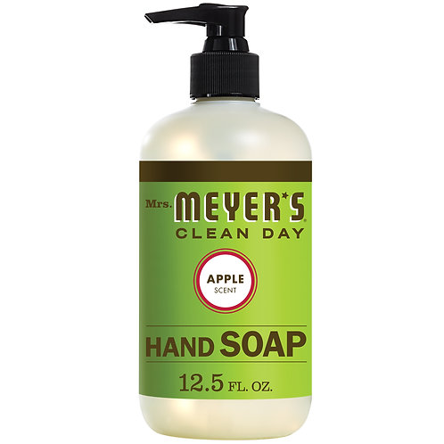 Mrs. Meyer Clean Day Apple Scent Hand Soap 12.5 oz