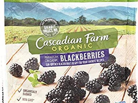 Cascadian Farm Organic Blackberries 10 oz