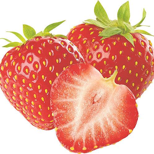 Organic Strawberries/lb
