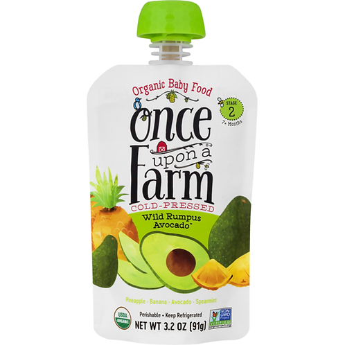 Once upon a farm/Wild Rumpus Avocado
