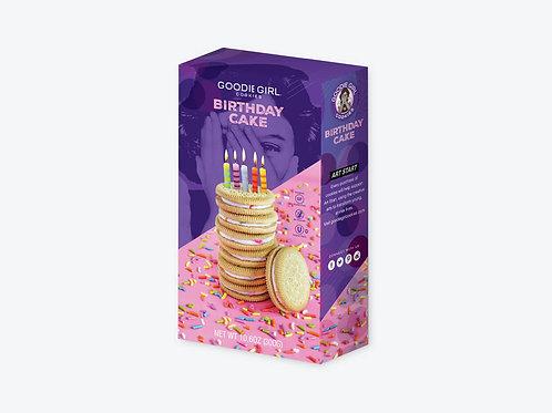Goodie Girl, Birthday Cake Cookies 10oz