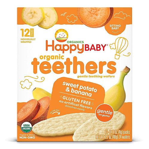 Happy Baby Teether Sweet Potatoes and Banana