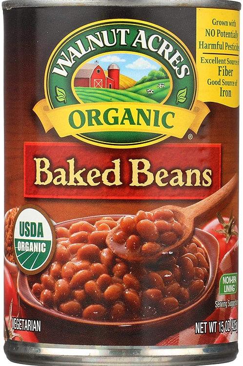 Walnut Acres Baked Beans
