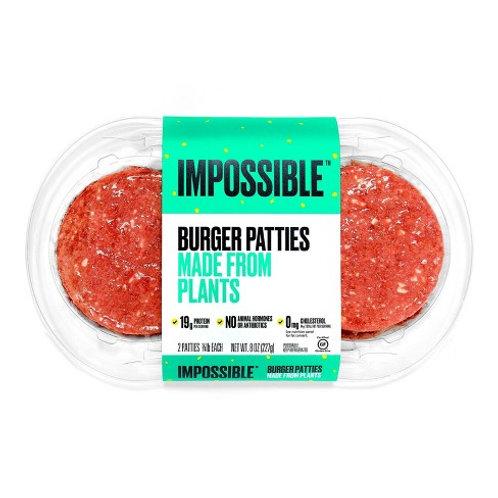Impossible Burger Patties 8oz