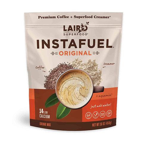 Larid Superfood Instafuel Coffee + Creamer Drink Mix 16oz