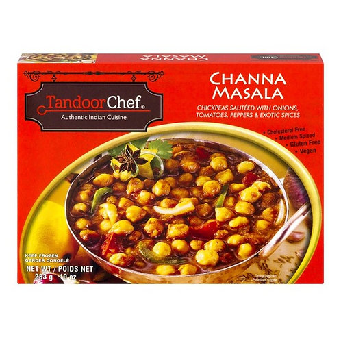 Tandoor Chef Channa Masala 10 oz