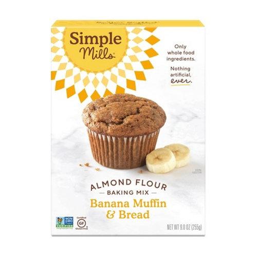 Simple Mills Bannan Muffin Breads 9.0 oz