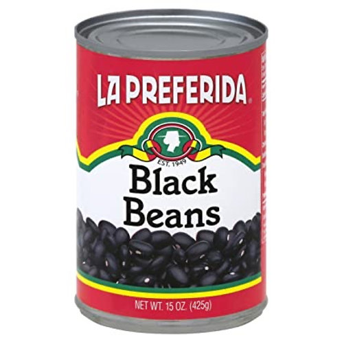 La Preferida Black Beans