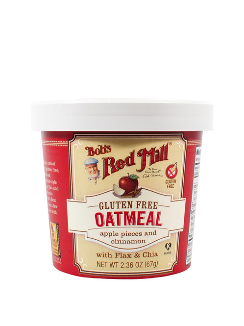 Bob's Oatmeal Apple and Cinnamon 2.36 oz