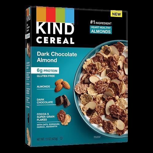 Kind Cereal Dark Chocolate Almond 15oz