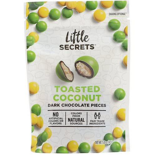 Little Secrets Toasted Coconut 5 oz