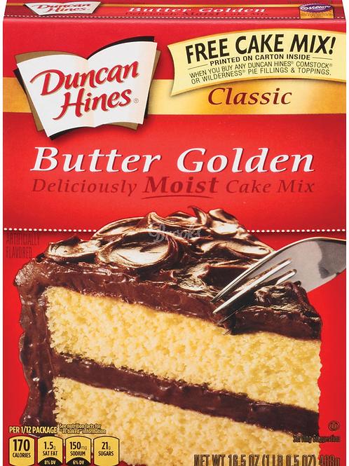 Butter Golden Cake Mix
