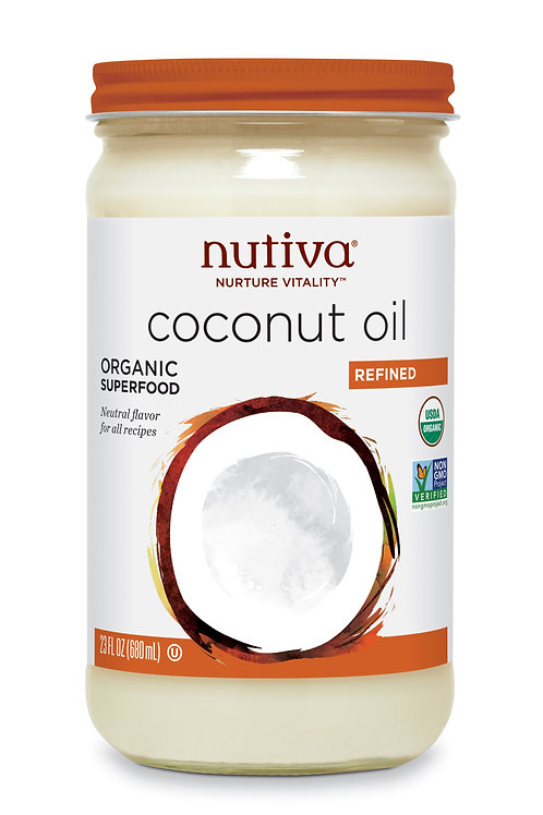 Nutiva Coconut Oil 23oz