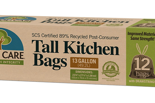 If you care tall kitchen bags 12bg