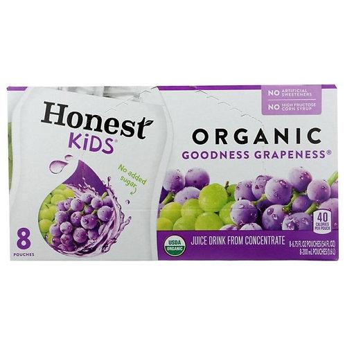 Honest Tea Goodness Grapeness