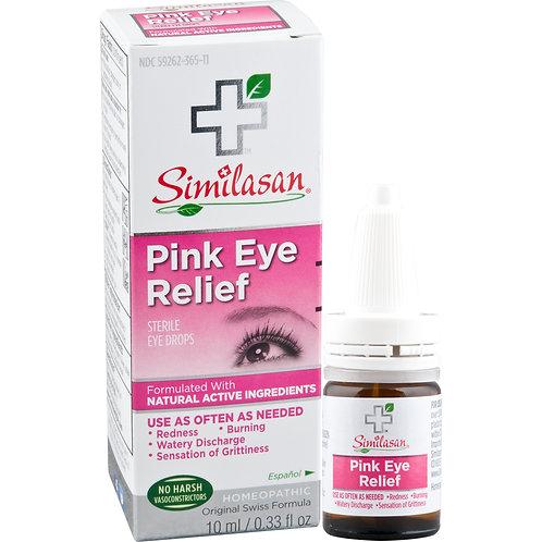 Similasan Pink Eye Relief 0.33 0z