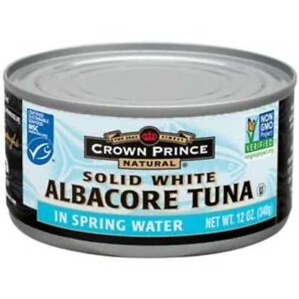 Albacore Tuna Crown