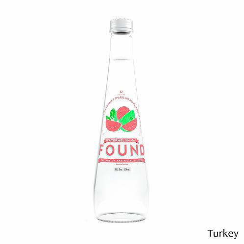 Watermelon Found Sparkling Water 12oz