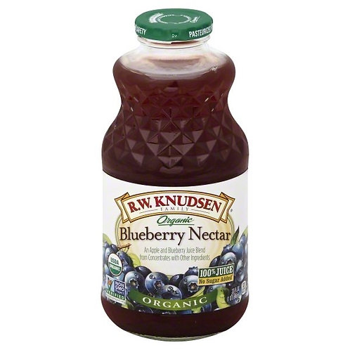 R.W. Knudsen Blueberry Nectar 32oz