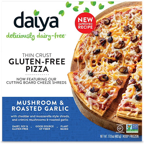 Dayia Mushroom & Roasted Garlic 17 oz