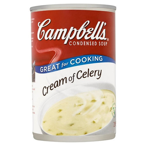 Cream of Celery/ 4 in Pack