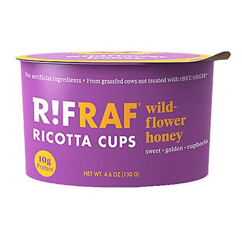 RifRaf, Ricotta Cup Wildflower Honey 4.6 oz