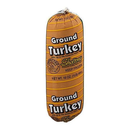 Sheltons Ground Turkey 16oz