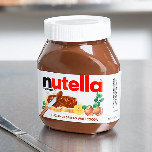 Nutella Peanut Butter