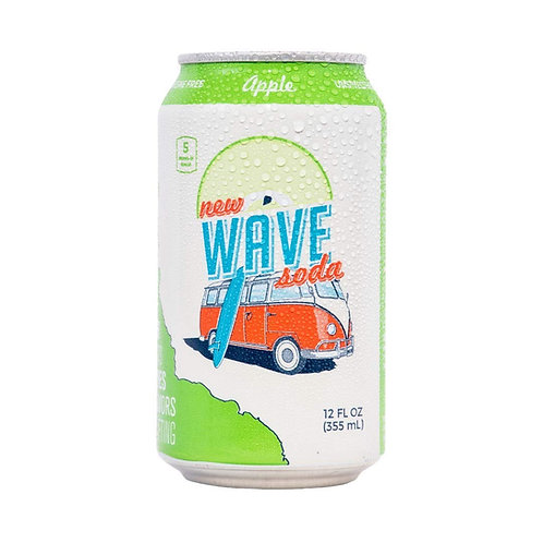 Wave Soda Apple