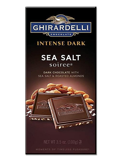 Ghirardelli Sea Salt 3.5 oz