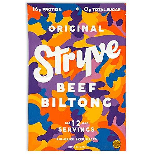 Original Stryve Beef Bitlong 2.25 oz