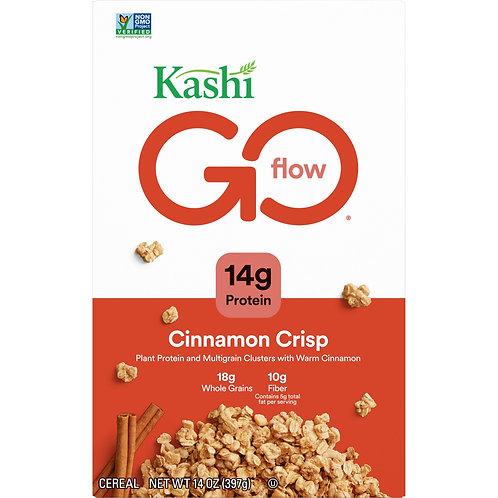 Kashi Go Flow Cinnamon Crisp 12oz