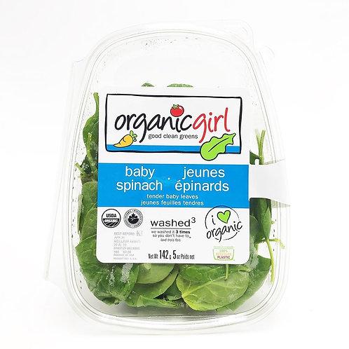 Organic Girl Baby Spinach 5oz