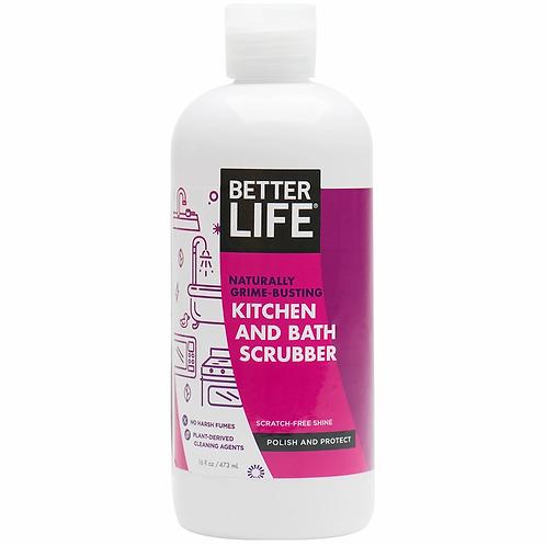 Better Life Kitchen and Bath Scubber 16oz