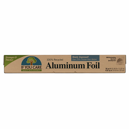 If You Care Aluminum Foil 50Sf