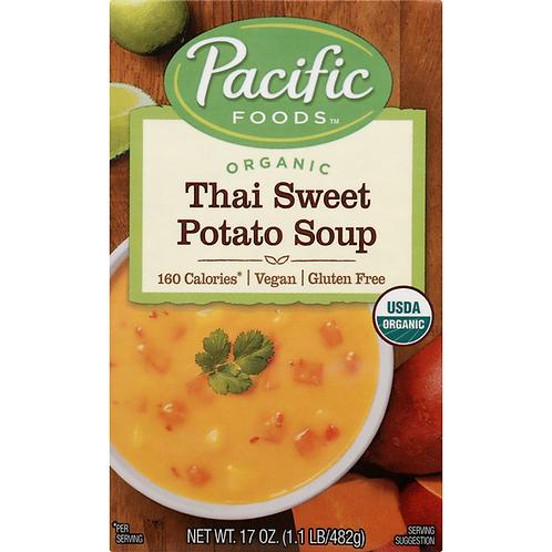 Pacific Foods Thai Sweet Potato Soup