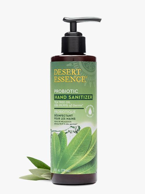 Desert Essence Hand Sanitizer 8oz